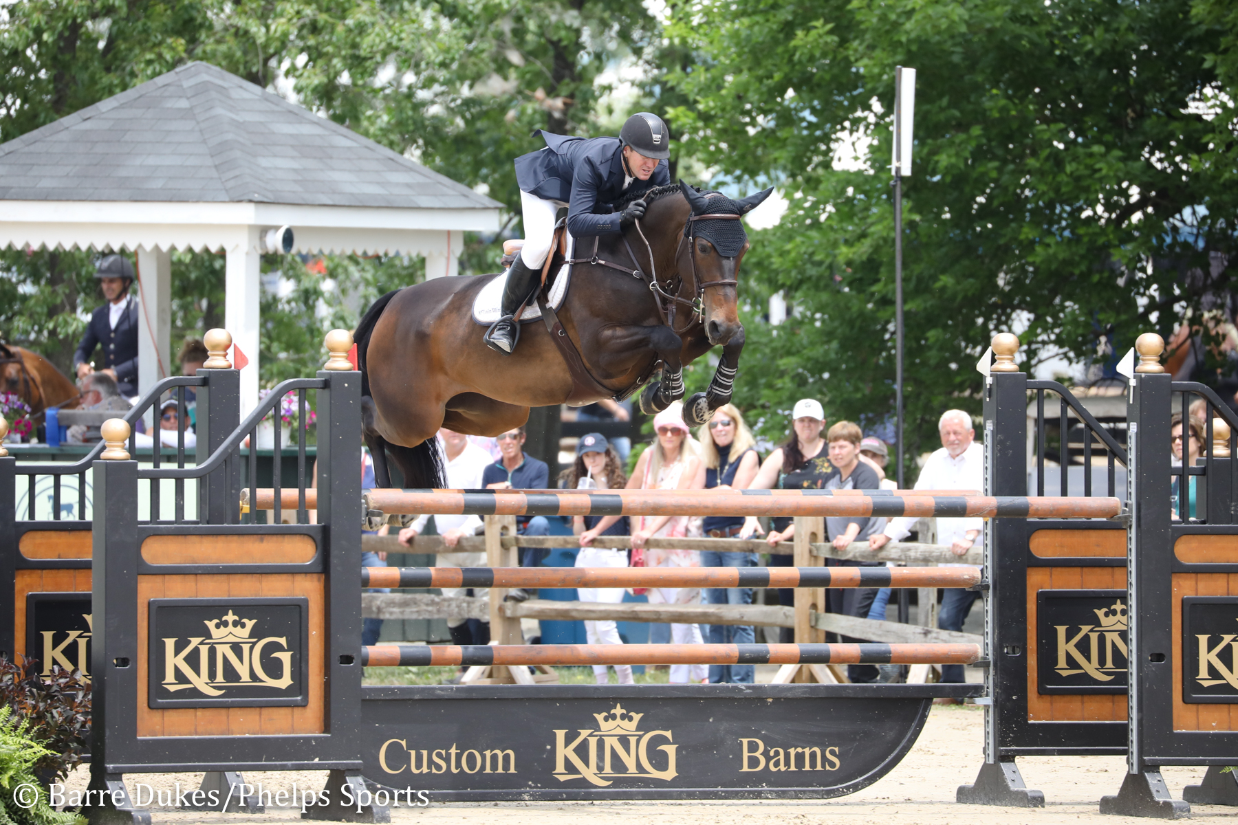 McLain Ward and Noche de Ronda
